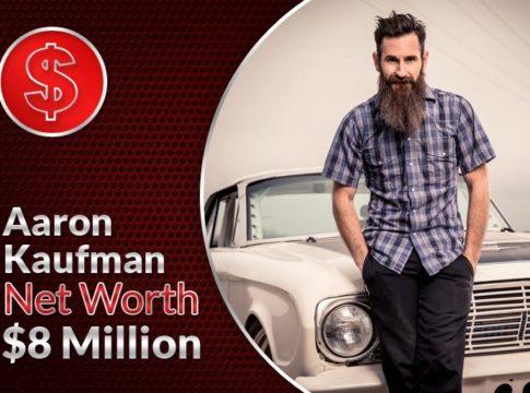 Aaron Kaufman Net Worth 2020 – Biography, Wiki, Career & Facts