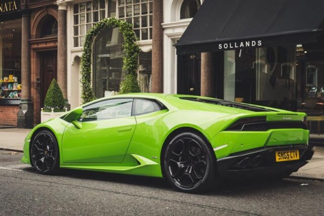 Ways to Avoid Car Accidents with Your Supercar