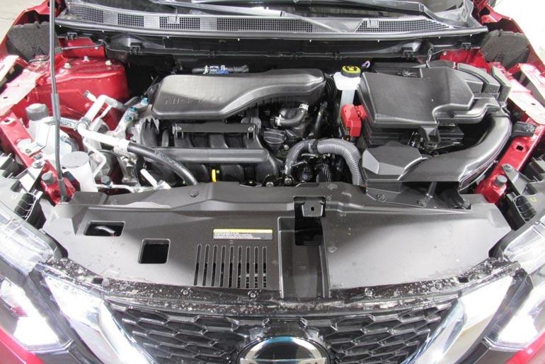 2020 Nissan Rogue Sport SL Engine