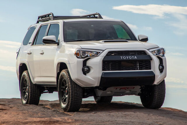 2020 Toyota 4Runner TRD Pro Review – Pros And Cons