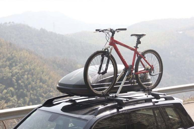 How To Install a Roof Mount Bike Rack