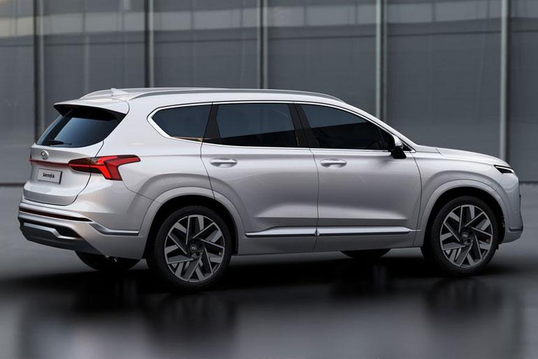 What Is 2021 Hyundai Santa Fe?