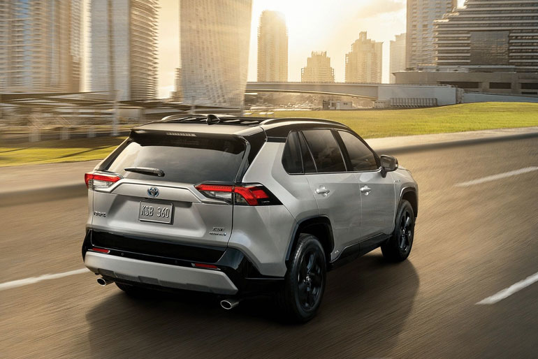 2021 Toyota RAV4 Features