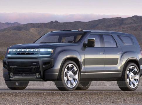 2022 GMC Hummer EV SUV – What We Know So Far