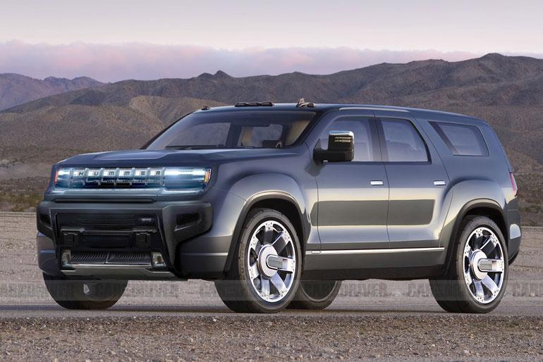 2022 GMC Hummer EV SUV - What We Know So Far - Cars Fellow