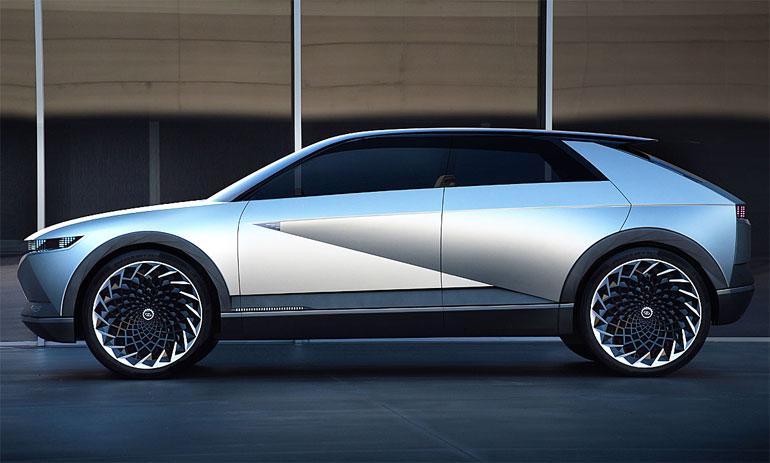2022 Hyundai Ioniq 5 Design