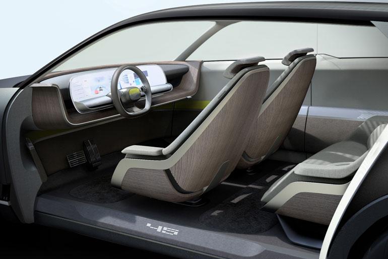 2022 Hyundai Ioniq 5 Interior Design