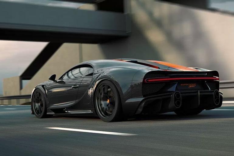 2020 Bugatti Chiron Variants