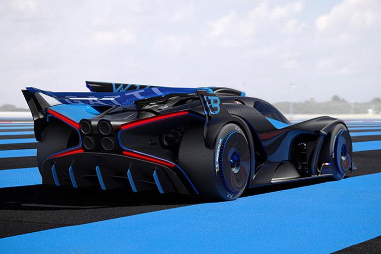 2021 Bugatti Bolide