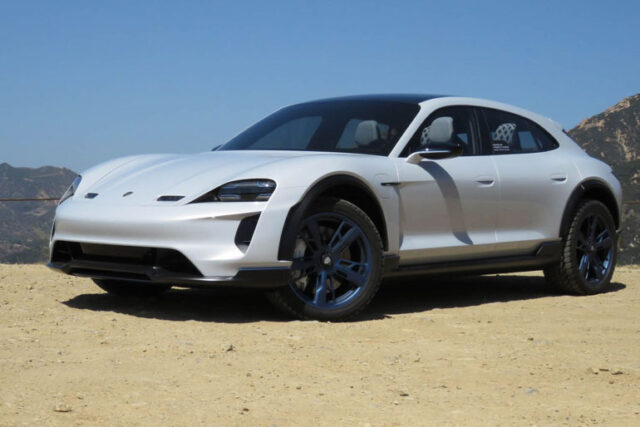 2021 Porsche Taycan Cross Turismo Review