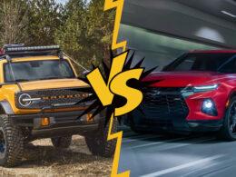 Ford Bronco vs Chevy Blazer: Will the Rivalry Continue?