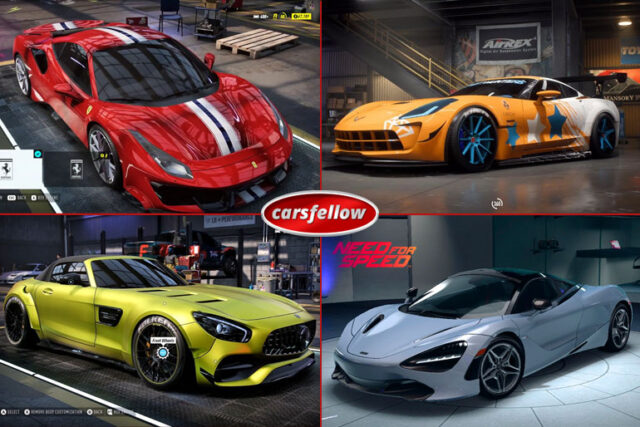 Need for Speed: Ranking the Best Exotic Sports Cars