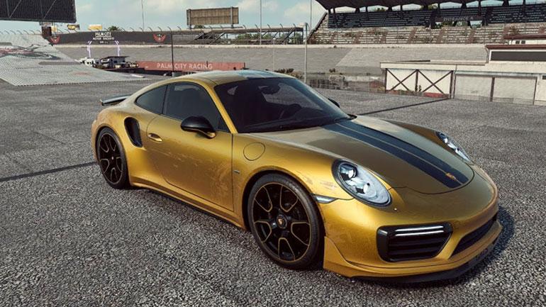 Porsche911 Turbo S