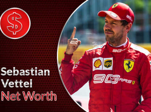 Sebastian Vettel Net Worth 2021 – Biography, Wiki, Career & Facts