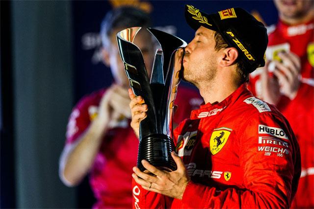 Sebastian Vettel Net Worth