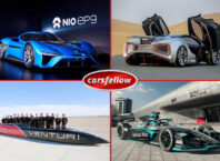 Fastest Electric Cars in the World 2021