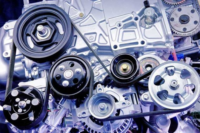 What is a Serpentine Belt?
