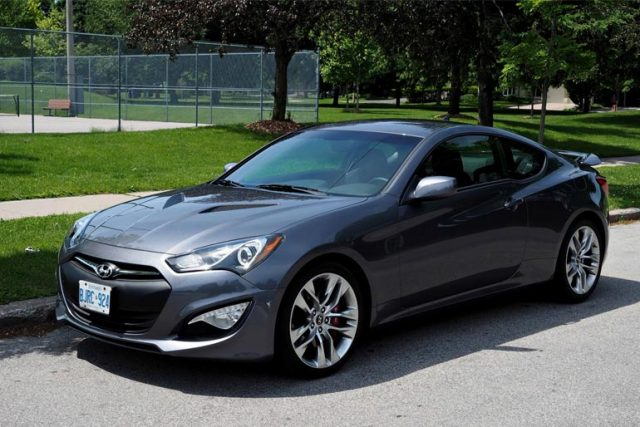 Hyundai Genesis Coupe Specs: The Complete List