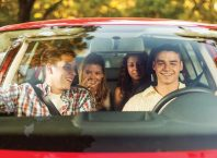 Teen Drivers With Teen Passengers: A Deadly Combo