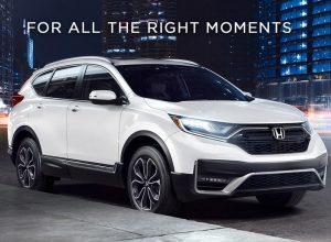 Honda CR-V 2020 Review