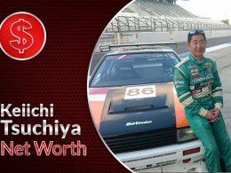 Keiichi Tsuchiya Net Worth 2021 – Biography, Wiki, Career & Facts