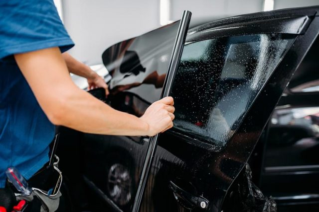 All There Is To Know About Car Window Tinting