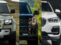 5 Reasons to Buy an SUV