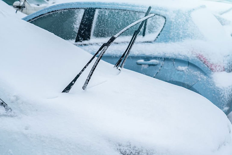 Protect Your Car in Blizzards