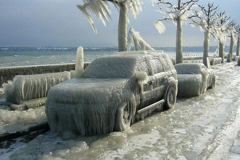 Protect Your Car in Cold Weather