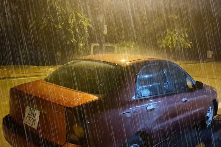 Protect Your Car in Rain