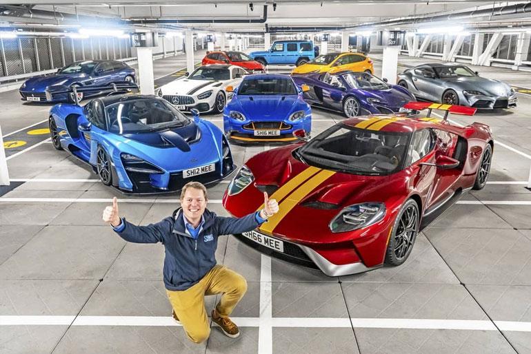 Shmee150 Car Collection