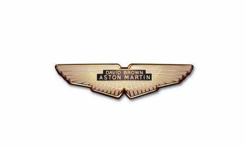 Aston Martin Logo 1971