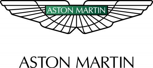 Aston Martin logo 2003