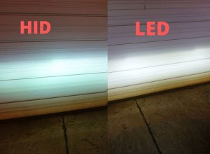 Which is Better in Terms of Brightness and Life Expectancy—LED or HID Auto Light Bulbs?