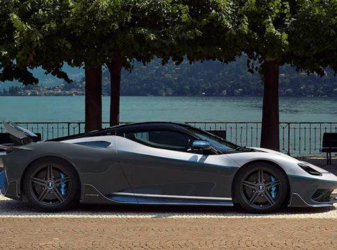 Pininfarina Battista Production Car Debuts August 12