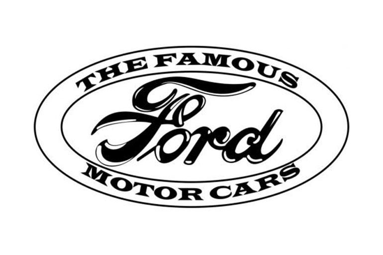 1911 Ford Logo