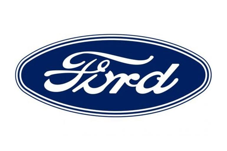 1961 Ford Logo