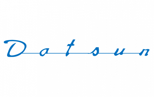 1963 Datsun Logo
