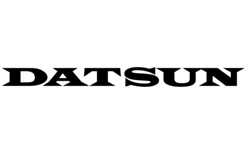 1972 Datsun Logo