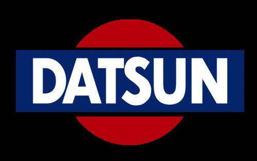 1976 Datsun Logo
