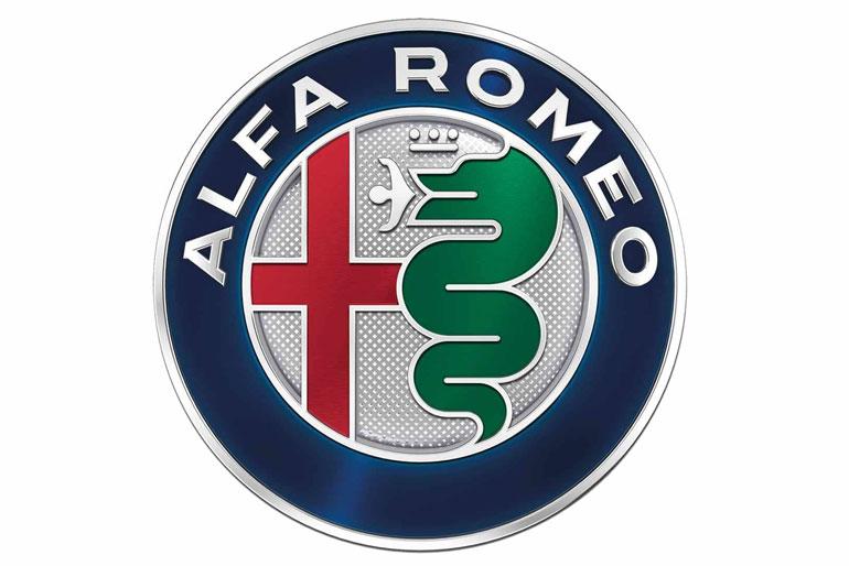 2015 Present Alfa Romeo logo