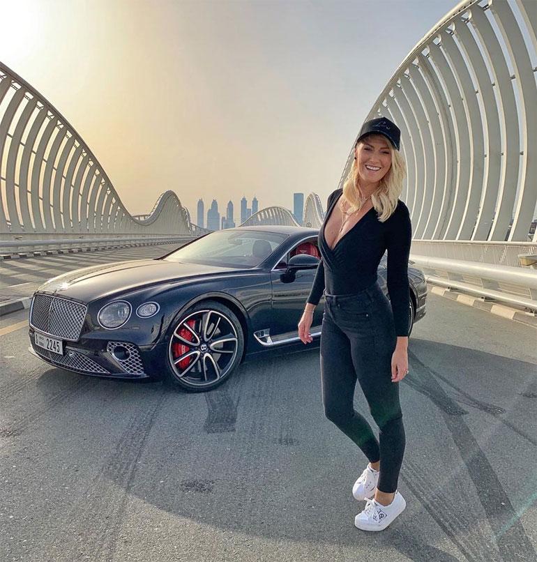 Supercar Blondie Net Worth